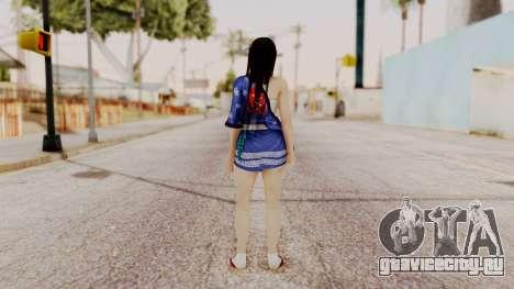 DOA 5 Kokoro DLC для GTA San Andreas третий скриншот