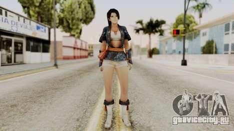 DOA 5 Momiji для GTA San Andreas второй скриншот