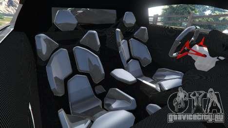 Lamborghini Sesto Elemento v0.5 для GTA 5 вид справа