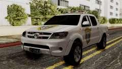 Toyota Hilux CICPC 2007