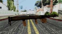 Bazooka from Battlefield 1942 для GTA San Andreas