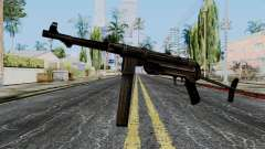 MP40 from Battlefield 1942