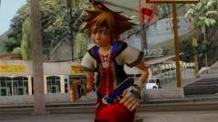 Kingdom Hearts 2 - Sora KH1 Costume
