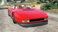 Ferrari Testarossa 1984 для GTA 5