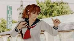 DOA 5 Kasumi School Girl для GTA San Andreas