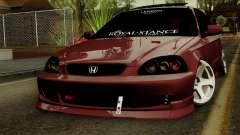 Honda Civic Hatchback B.O. Yapım
