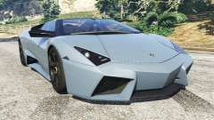 Lamborghini Reventon Roadster [Beta]