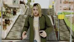 Kurt Cobain для GTA San Andreas
