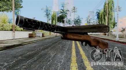 MP18 from Battlefield 1942 для GTA San Andreas