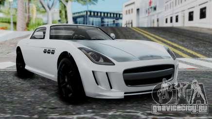 GTA 5 Benefactor Surano v2 для GTA San Andreas