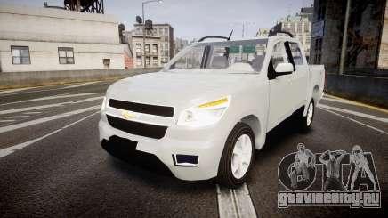 Chevrolet S10 LTZ 2014 v0.1 для GTA 4