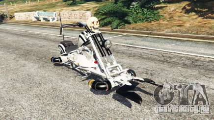 Motojet Hexer для GTA 5