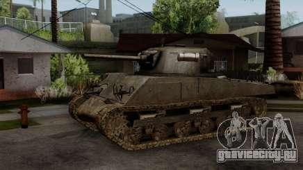 M4 Sherman from CoD World at War для GTA San Andreas
