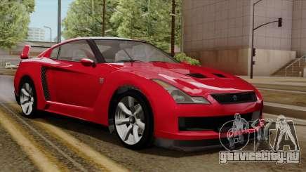 GTA 5 Elegy RH8 для GTA San Andreas