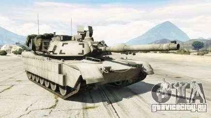 M1A2 Abrams v1.1 для GTA 5