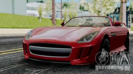 GTA 5 Benefactor Surano v2 IVF для GTA San Andreas