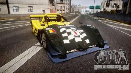 Radical SR8 RX 2011 [1] для GTA 4