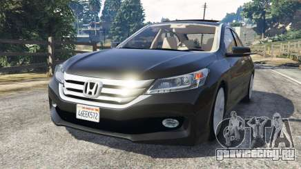 Honda Accord 2015 для GTA 5