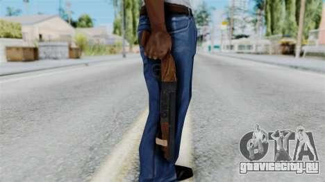 Sawnoff Shotgun from RE6 для GTA San Andreas третий скриншот