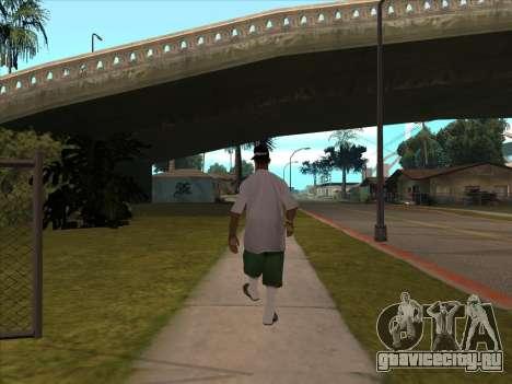 New Beta Skin для GTA San Andreas второй скриншот