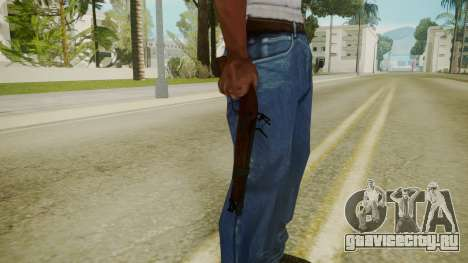 Atmosphere Sawnoff Shotgun v4.3 для GTA San Andreas третий скриншот