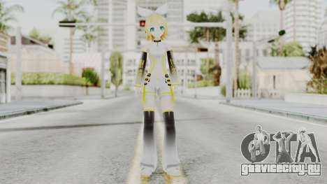 Project Diva F 2nd - Kagamine Rin Append для GTA San Andreas второй скриншот