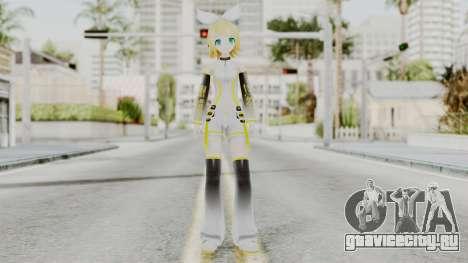 Project Diva F 2nd - Kagamine Rin Append для GTA San Andreas второй скриншот