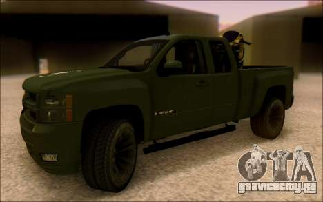 Chevrolet Silverado 2500 Best Edition для GTA San Andreas