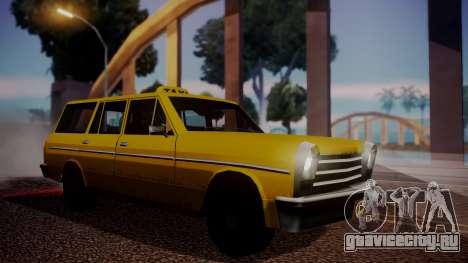 Taxi-Perennial для GTA San Andreas