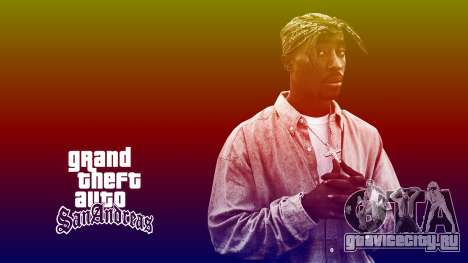 Hip Hop Loadscreens для GTA San Andreas