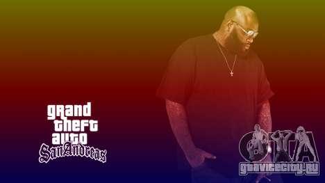 Hip Hop Loadscreens для GTA San Andreas четвёртый скриншот