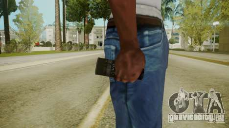Atmosphere Tear Gas v4.3 для GTA San Andreas третий скриншот