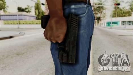 Colt 45 from RE6 для GTA San Andreas третий скриншот