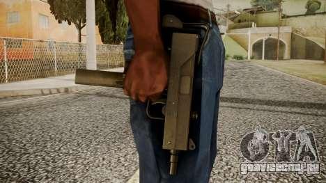 Micro SMG by catfromnesbox для GTA San Andreas третий скриншот