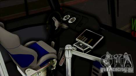 Marcopolo Boxer Ammosa для GTA San Andreas вид справа