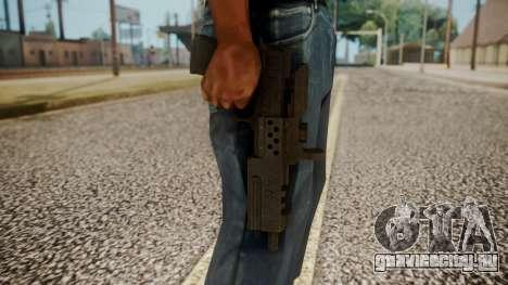 Silenced Pistol from RE6 для GTA San Andreas третий скриншот