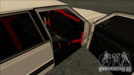 Willard Drift для GTA San Andreas вид сзади слева