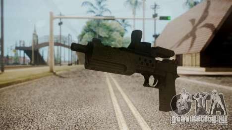 Silenced Pistol from RE6 для GTA San Andreas