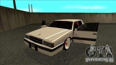 Willard Drift для GTA San Andreas вид сзади