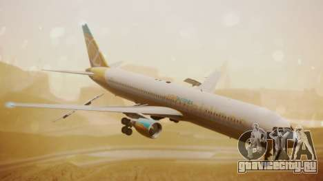 Boeing 767-300 Orbit Airlines для GTA San Andreas