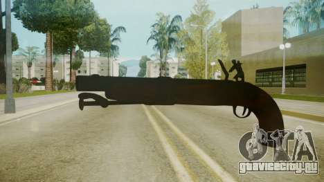Atmosphere Sawnoff Shotgun v4.3 для GTA San Andreas