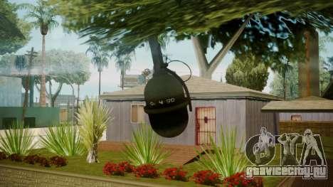 Atmosphere Grenade v4.3 для GTA San Andreas третий скриншот