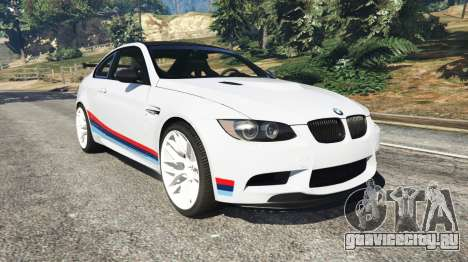 BMW M3 GTS для GTA 5