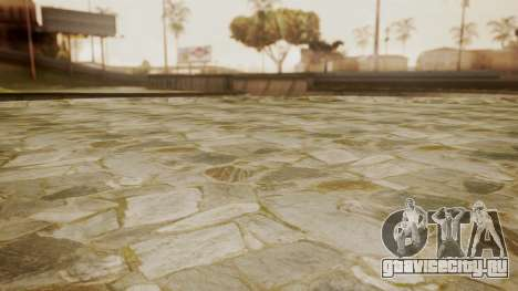 Skate Park with HDR Textures для GTA San Andreas третий скриншот