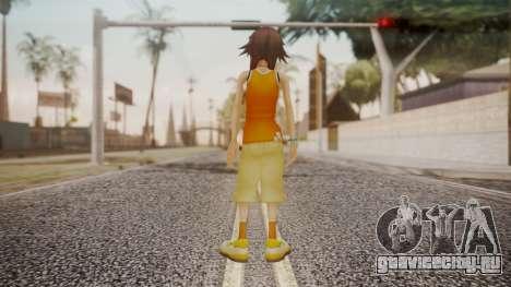 Kingdom Hearts 2 - Olette для GTA San Andreas третий скриншот