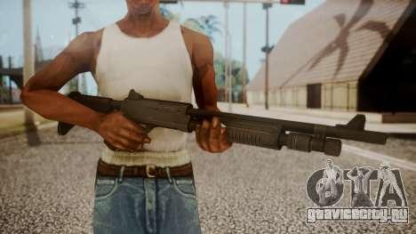 Combat Shotgun from RE6 для GTA San Andreas третий скриншот