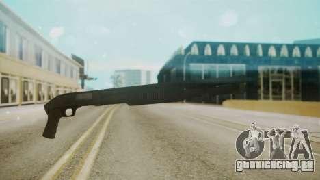 Escopeta Mossberg для GTA San Andreas второй скриншот