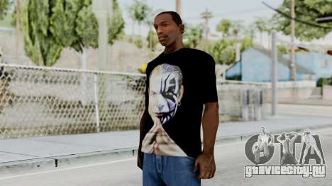 Jeff Hardy Shirt v3 для GTA San Andreas