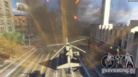 MH-6/AH-6 Little Bird Marine для GTA 5 девятый скриншот