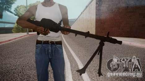 MG-34 Red Orchestra 2 Heroes of Stalingrad для GTA San Andreas